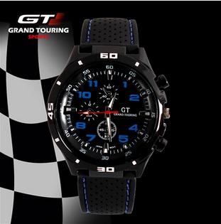 ea7dc9ab7 GT Grand Touring Sport modré. GT Grand Touring Sport modré. Stylové pánské  hodinky.