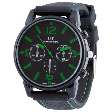 30306c19ec5 Hodinky GT Grand Touring zelené